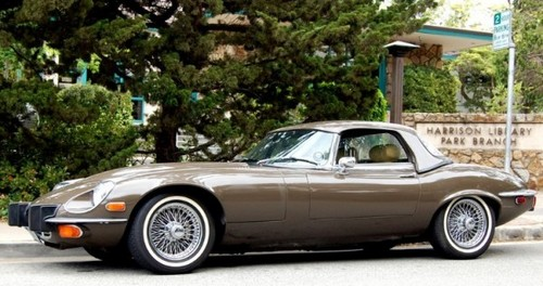 Pay for 1971-1974 Jaguar E-Type series III V12 Parts Manuals & Service ...