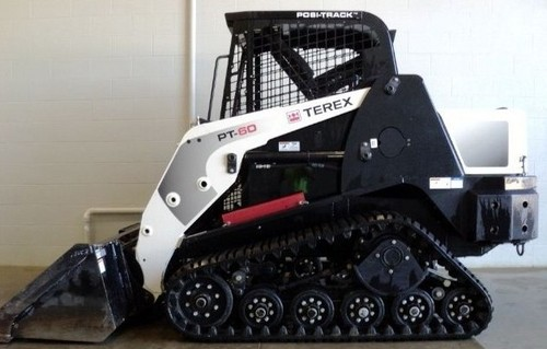 Terex Posi-Track PT-50 PT-60 Track Loader Service Repair Workshop Manual DOWNLOAD