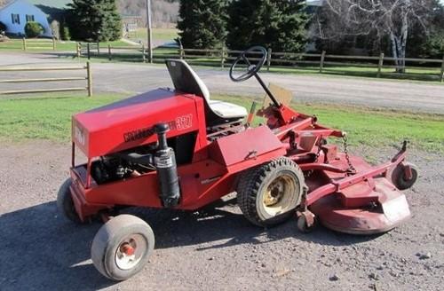 Toro Groundsmaster 52 Mower Service Repair Workshop Manual