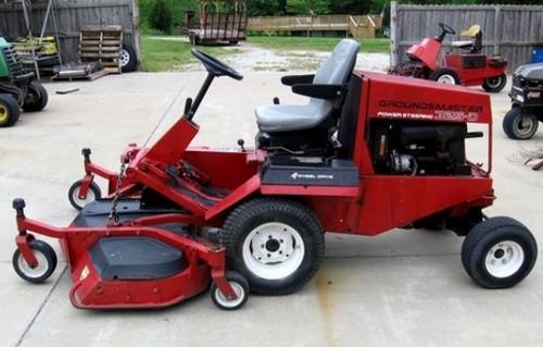 Toro Groundsmaster 455-D Mower Service Repair Workshop Manual DOWNLOAD