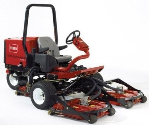 Toro Groundsmaster 3505
