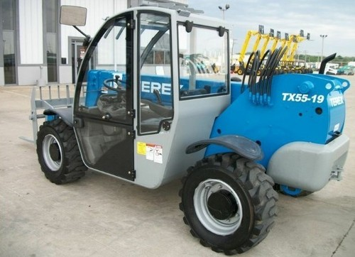 for Terex TX 55-19 Telescopic handler Service Repair Workshop Manual ...