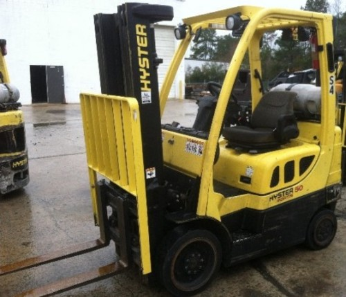 Hyster F187 (S2.0FT-SF3.5FT) Forklift Parts Manual DOWNLOAD