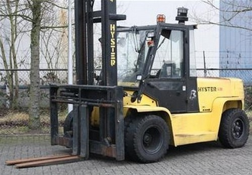 Hyster G006 (H6.00-7.00XL) Forklift Parts Manual DOWNLOAD