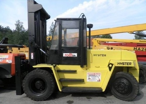 Hyster G007 (H8.00-12.00XM) Forklift Parts Manual DOWNLOAD