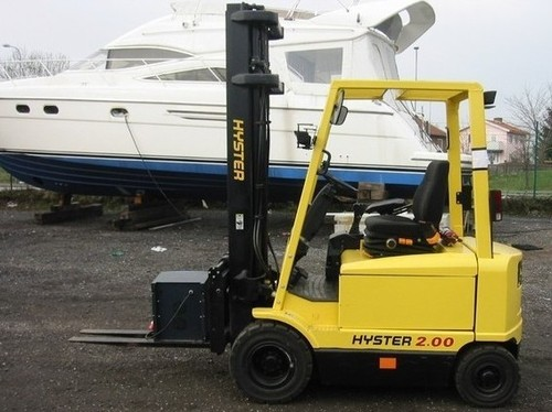 Pay for Hyster J160 (J1.60XMT-2.00XMT) Forklift Parts Manual DOWNLOAD