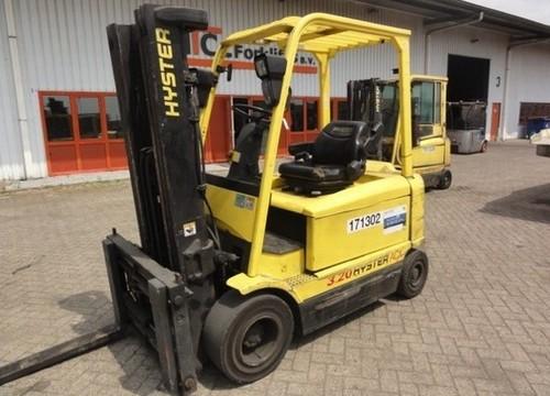 Hyster A416 (J2.00-3.20XM) Forklift Parts Manual DOWNLOAD