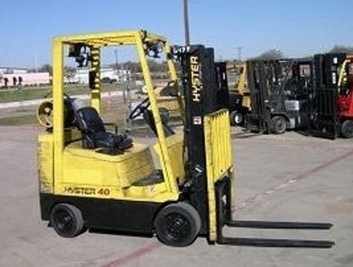 Hyster D010 (S25-35XM S40XMS) Forklift Parts Manual DOWNLOAD