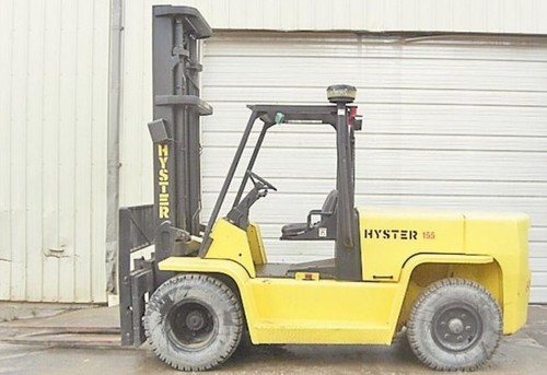 for Hyster G006 (H135-155XL) Forklift Service Repair Workshop Manual ...