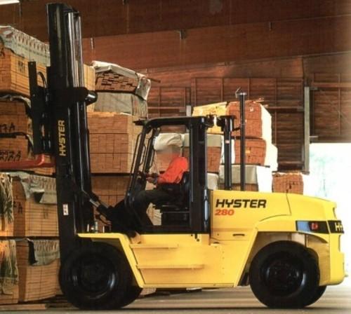 Hyster G007 (H8.00-12.00XM Europe) Forklift Service Repair Workshop Manual DOWNLOAD