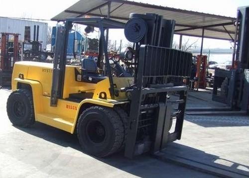 Hyster J006 (H135FT, H155FT) Forklift Service Repair Workshop Manual DOWNLOAD