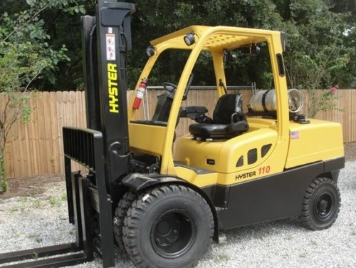 for Hyster P005 (H80, H90, H100, H110, H120FT) Forklift Service Repair ...