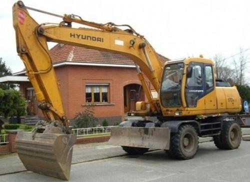 Hyundai R170w