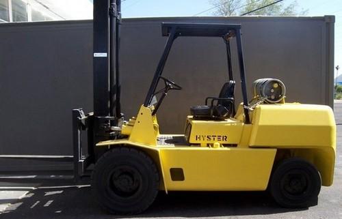 Hyster G005 (H70XL H80XL H90XL H100XL H110XL) Forklift Service Repair ...