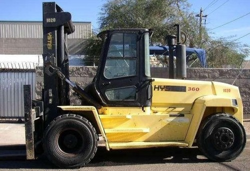 Hyster F019 (H300-350HD, H360HD-EC) Forklift Service Repair Workshop Manual DOWNLOAD