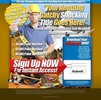 Thumbnail High Impact Squeeze Page PSD HTML Minisite Template 1