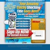 Thumbnail High Impact Squeeze Page PSD HTML CSS Minisite Template 7