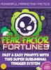 Thumbnail Fear Factor Fortunes
