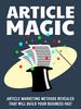 Thumbnail Article Magic PLR eBook