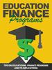 Thumbnail Education Finance Programs
