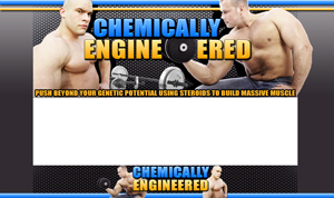 Thumbnail Chemically Engineered PSD Minisite HTML Graphics Ready Made Web Template