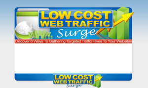Thumbnail Low Cost Web Traffic PSD Minisite HTML Graphics Ready Made Web Template