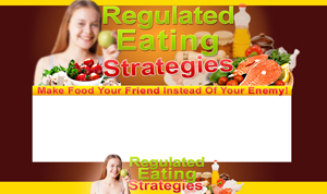 Thumbnail Regulated Eating PSD Minisite HTML Graphics Ready Made Web Template
