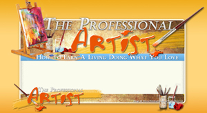 Thumbnail The Profesional Artist PSD Minisite HTML Graphics Ready Made Web Template