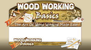 Thumbnail Woodworking PSD Minisite HTML Graphics Ready Made Web Template
