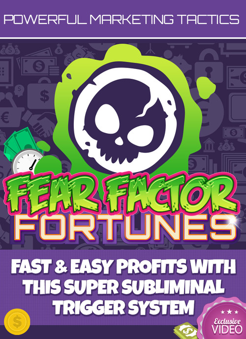 Pay for Fear Factor Fortunes