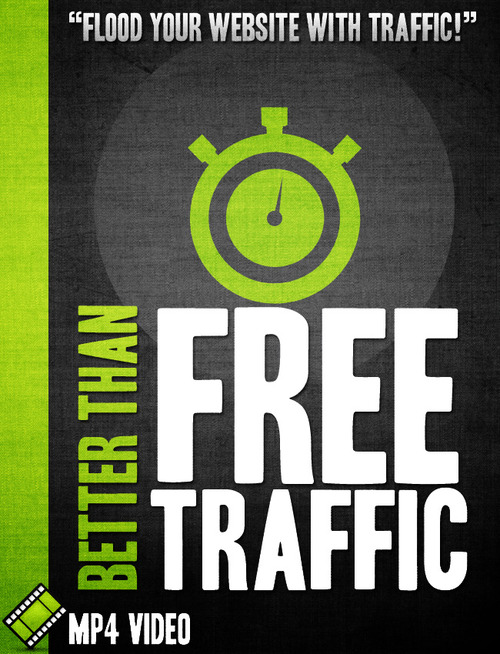 Pay for Better Than Free Traffic Video Tutorial