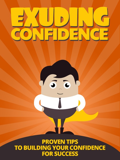 Pay for Exuding Confidence