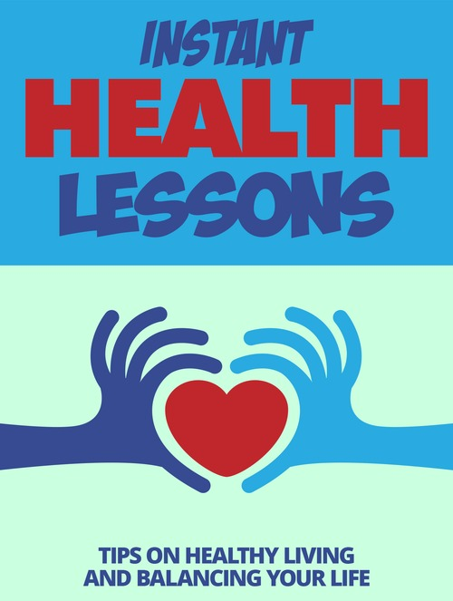 Pay for Instant Health Lessons