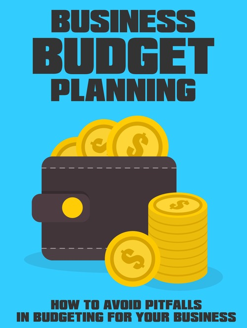Pay for Business Budget Planning