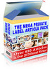 Thumbnail The Mega Private Label Article Pack ++With MRR++