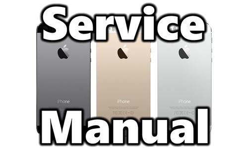 apple iphone 5s repair manual download manuals technical rh tradebit com iphone 5 repair manual pdf iphone 6 repair manual pdf