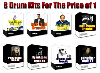 Thumbnail Hip Hop Drum Kits / Sound Kits  - #1 Download For The Price!