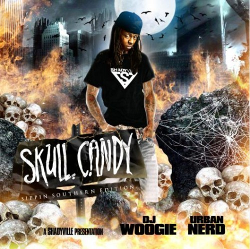 Pay for DJ Woogie Lil Wayne Skull Candy