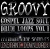 Thumbnail Groovy Gospel Jazz Soul DRUMS WAV Sample Sound LOOPS-Reason,Studio,Ableton,Akai