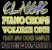 Thumbnail HIP HOP JAZZ PIANO 1-SHOT WAV SOUNDS SAMPLES CHOPS 1 Akai MPC Reason Fl Studio Logic
