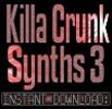 Thumbnail Hip Hop Crunk SYNTH,LEAD,FX WAV Sample Sounds V3-Reason,Studio,Ableton,Logic,Mpc