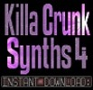 Thumbnail Hip Hop Crunk SYNTH,STAB,FX WAV Sample Sounds V4-Reason,Studio,Ableton,Logic,Mpc