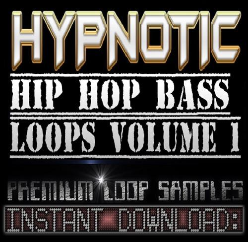 Hypnotic Hip Hop Soul BASS WAV Sample Sound LOOPS-Reason,Fl  Studio,Ableton,Akai,Logic