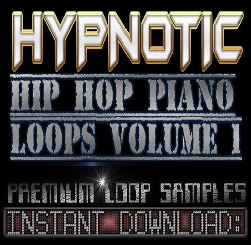 Pay for Hypnotic Hip Hop Soul PIANO WAV Sample Sound LOOPS-Reason,Fl Studio,Ableton,Akai,Logic