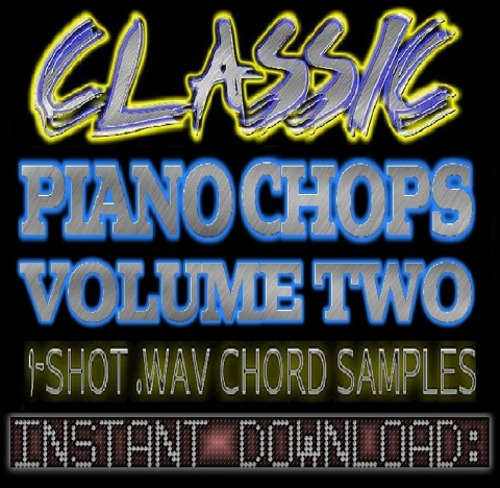 Pay for Classic Hip Hop Jazz PIANO CHOPS WAV Sample Sounds V.2-Reason,Studio,Ableton,Logic,Akai