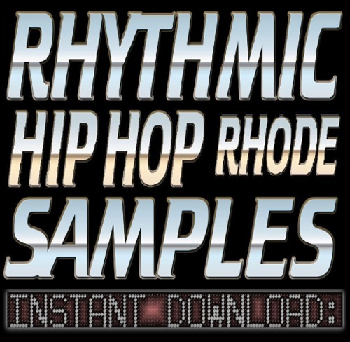 Pay for Rhythmic Hip Hop RHODES PIANO WAV Sample Sound CHOPS-Reason,Studio,Ableton,Logic,Akai,MV