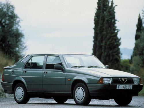 Pay for 1985-1989 Alfa Romeo 75 (Milano) Workshop Repair & Service Manual [COMPLETE & INFORMATIVE for DIY REPAIR] ☆ ☆ ☆ ☆ ☆