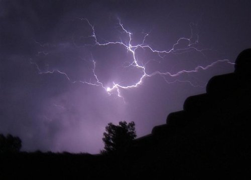 Pay for Relaxing with Nature - Thunderstorm