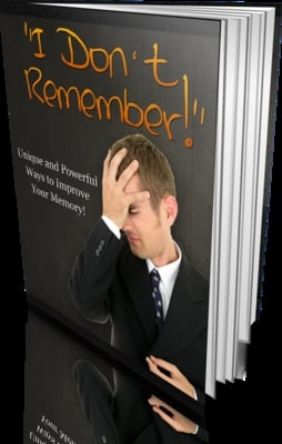 Pay for Improve Your Memory