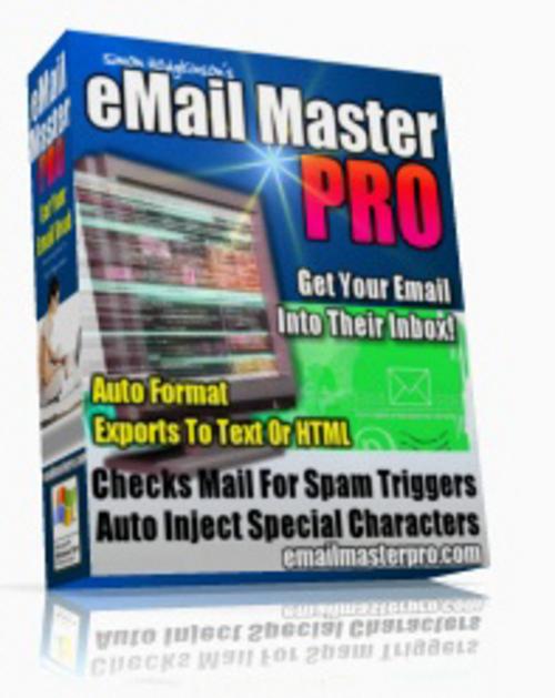 Pay for *NEW* eMailMaster Pro*+MRR*+Bonus*